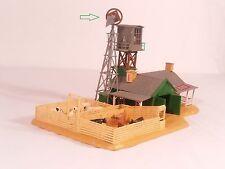 Vintage HO Scale Tyco Stock Yard # 7781
