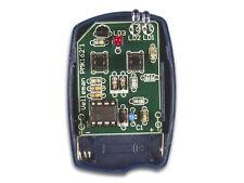 Velleman MK162 2-Channel Ir Remote Transmitter DIY KIT