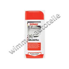 Wasch & Wax 500ml SONAX 313200