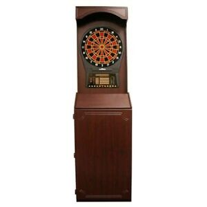 Arachnid E800FS1010 Arcade Style Cabinet with CricketPro Electronic Dart Game