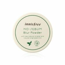 Innisfree No Sebum Blur Powder 5g - korea cosmetic