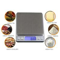500 g x 0.01 g Portable Mini Elektronische LCD Digital Pocket Scale Gold Jewelry