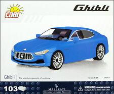 COBI Maserati Ghibli (24564) - 103 elem. - 1:35 scale