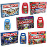 Monopoly Board Football Game Edition Gift - 2020 Full Range by Winning Moves