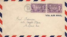 US FDC Sc # 776 (2) Texas Centennial - US 8165