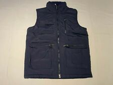 New Mens Kariban Discovery II insulated Gilet. Navy S. J29-48.