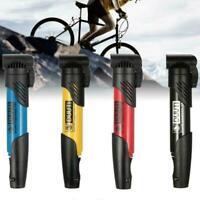 Bewegliche Fahrrad Luftpumpe Fahrrad Reifen Inflator Lightroad Radfahren W5O1