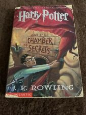 Harry Potter and the Chamber of Secrets by J.K. Rowling (1999) Used Paperback