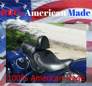 2014-UP INDIAN DRIVERS BACKREST FITS ALL ROADMASTER AND CHIEFTAN MODELS USA MADE