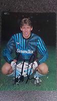 AK m.Orig.AG Udo Mai SG Wattenscheid 09 Saison 91/92 + verstorben!