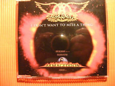 Aerosmith / I don't want to miss a Thing - Maxi CD OST Armageddon
