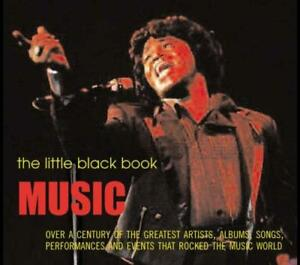 The Little Black Book: Music: Over a Century of the Greatest Artists, Albums