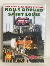 Rails Around Saint Louis | SPV | USA | Railway DVD