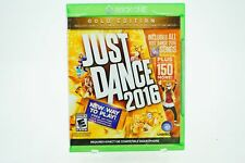 Just Dance 2016 Gold Edition: Xbox One [Brand New]