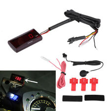 Digital Red LED Display Engine Tachometer 0-20000 RPM Gauge for Race Motorcycle