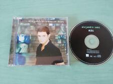 ALEJANDRO SANZ MAS CD 1997 GERMAN EDITION
