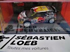 Altaya Sébastien Loeb 1/43 N°26 Citroën DS 3 WRC - Rallycircuit Côte D'Azur neuf