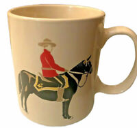 RCMP Mounties Mug Royal Canadian Mounted Police Arborist Cup Canada