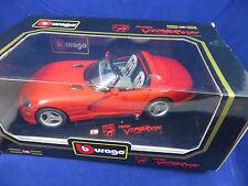 Bburago/Burago Modellauto 1:18 Dodge Viper RT/10 1992 Cod. 3025 *in OV