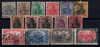 PP125973 / GERMANY REICH / MI # 83 / 97 COMPLETE USED CV 130 $