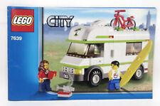 Lego City # 4436 Patrol Car Bauanleitung keine Steine!