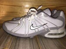 cheap for discount 9f3a0 82d8b NIKE MAX AIR Running Shoe Men s SZ 12 Gray Silver White 316125-012