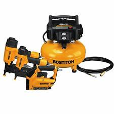 Bostitch Btfp3Kit 3-Tool Portable Air 21.1 x 19.5 x 18 inches, Yellow