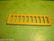 Playmobil: élément de barrière clôture set 4344 cloison centre de soin playmobil