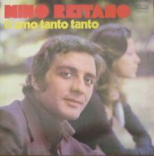 Mino Reitano - Ti Amo Tanto Tanto (Durium Vinyl-LP FOC Schallplatte Italy 1972)
