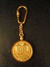 Team Spirit '88 Key Chain Presented By The President Of The Republic Of Korea