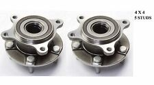 Pair of Front L&R Wheel Hub Bearing Assembly Fit LEXUS IS250 (AWD) 2006-2013