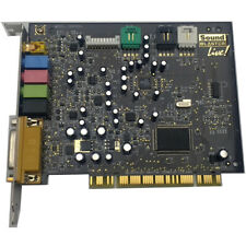 Creative Labs Sound Blaster Live PCI Soundkarte sb0200 OEM