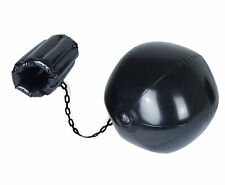 Inflatable Ball & Chain -  Fancy Dress Prisoner Inmate Prop Blow Up Stag Costume