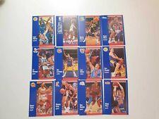Lot 24 Cards NBA FLEER 1991.