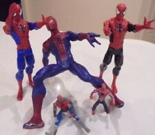 Hasbro Comic Book Hero Action Figures without Packaging