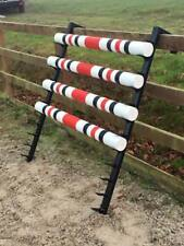 Show Jump Pole Holder (12 Poles) - For Show jumping