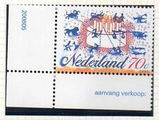 NETHERLANDS MNH 1995 Greeting Stamp