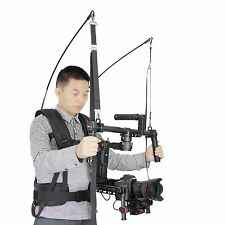 Laing V9 3-Axis Stabilizer Support Vest 4-11KG Payload for DSLR & DJI Ronin