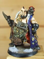 FINECAST WARHAMMER OGRE OGORS MANEATER PAYMASTER WELL PAINTED (1074)