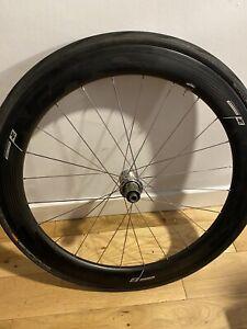 Carbon road wheels Disc Brake clincher 58mm Shimano