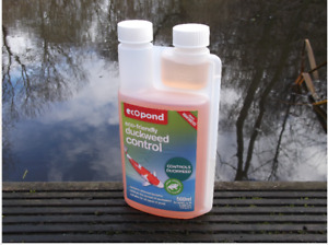 DUCKWEED Control  EcoPond  FRIENDLY NATURAL TREATMENTS FOR A CLEAN POND