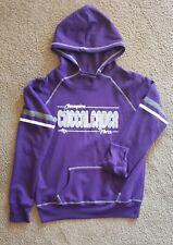 Champion Force Cheerleading Hoodie Sweatshirt Ladies Size L - Fits like a Medium