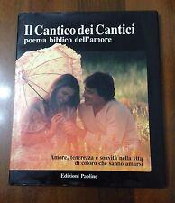 L61> Il Cantico dei cantici poema biblico dell'amore - 1989
