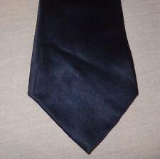 """Tie Blue Solid Necktie 59"""" Arrow 100% Silk"""