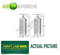 FIRST LINE FRONT STEERING RACK GAITER KIT OE QUALITY REPLACE FSG3008