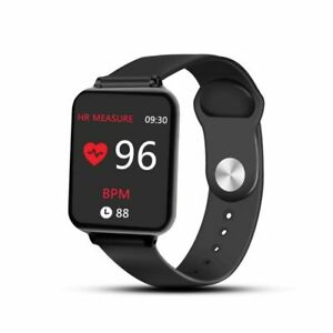 B57 Smart watches Waterproof Sports Heart Rate Monitor Blood Pressure Functions