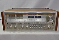 Excellent Pioneer SX-1980 Receiver Professionally serviced,all boards recapped
