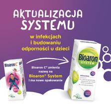 Bioaron C System Syrop 100ml dla dzieci przeziębienie, odporność, apetyt, odpornosc