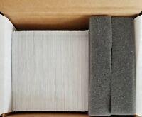 5 BCW Trading Card Storage Box Jam Pads - Sports, Magic, Pokemon Cards