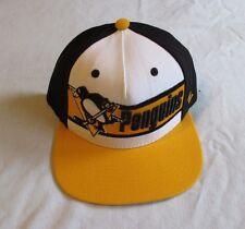 Pittsburgh Penguins NHL Hockey Zephyr cap hat One size Salesman Sample NWT